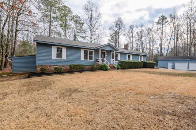 9721 Dry Creek Road, Chesterfield, VA 23832 (MLS #2001499) :: EXIT First Realty