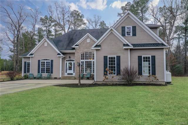12393 Glen Carrie Road, Ashland, VA 23005 (MLS #2001547) :: Small & Associates