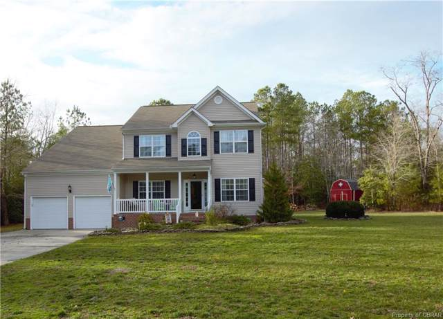 10112 Ryans Way, Gloucester, VA 23061 (#2001553) :: Abbitt Realty Co.