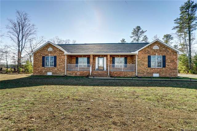 4867 Sunnyside Road, Tappahannock, VA 22560 (MLS #2001558) :: Small & Associates