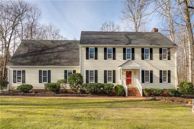 2750 S Netherfield Drive, Midlothian, VA 23113 (MLS #2001587) :: EXIT First Realty