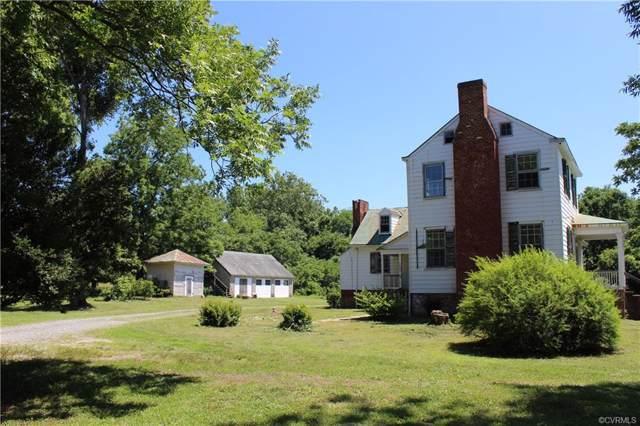 176 Manfield Road, Manquin, VA 23106 (MLS #2001603) :: Small & Associates