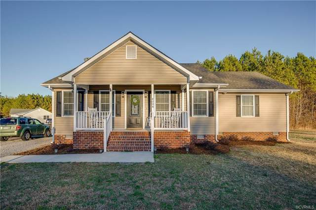 4004 Moss Point Drive, North Dinwiddie, VA 23803 (MLS #2001607) :: EXIT First Realty