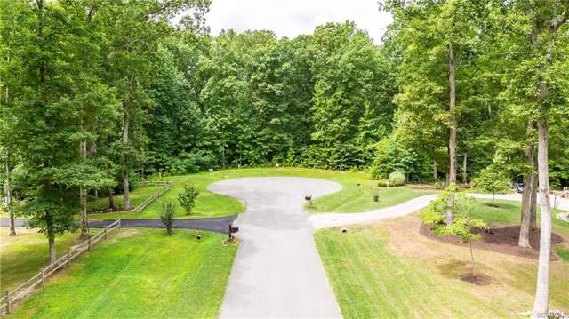 694 Appomattox Trace Road, Powhatan, VA 23139 (MLS #2001644) :: The Redux Group