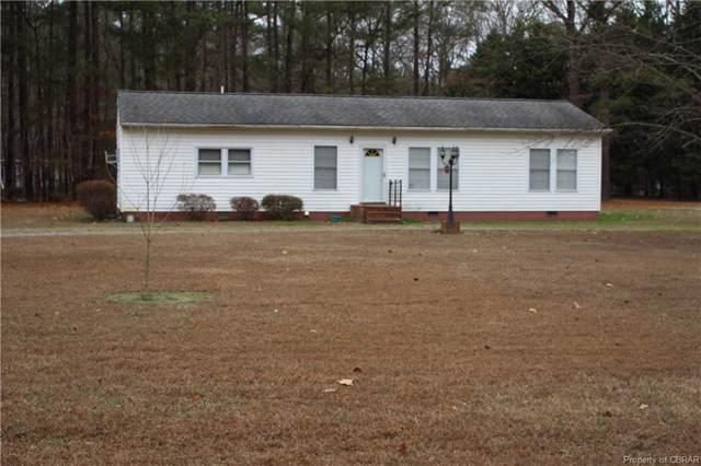 115 Postle Cove Road, Cobbs Creek, VA 23035 (MLS #2001676) :: EXIT First Realty
