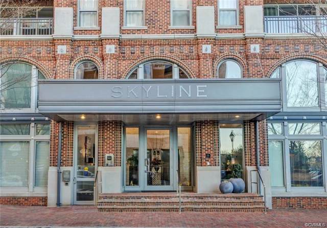 4820 Old Main Street #310, Henrico, VA 23231 (MLS #2001686) :: EXIT First Realty