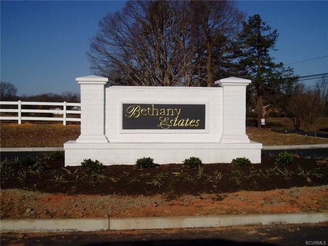 Lot 4 - 15005 Bethany Estates Way, Montpelier, VA 23192 (MLS #2001715) :: The Redux Group
