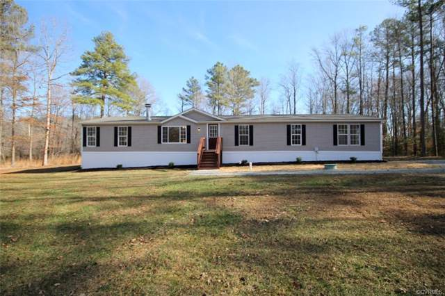 6243 Mudville Road, Ruther Glen, VA 22580 (MLS #2001730) :: EXIT First Realty
