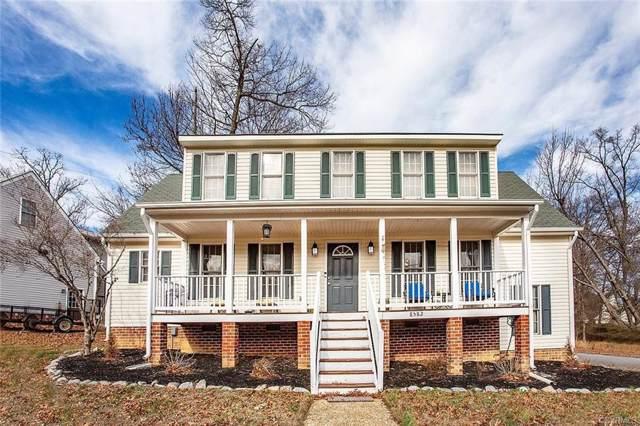 8582 Woodlake Drive, Henrico, VA 23294 (MLS #2001740) :: Small & Associates