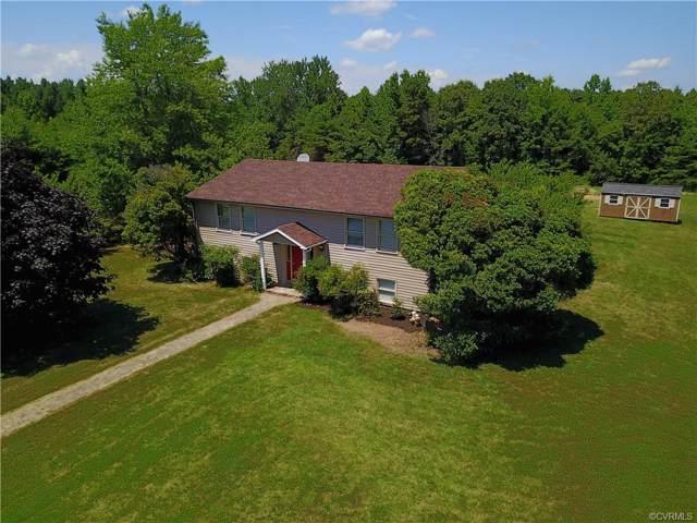 35 Blanton Farm Road, Farmville, VA 23901 (MLS #2001770) :: The RVA Group Realty