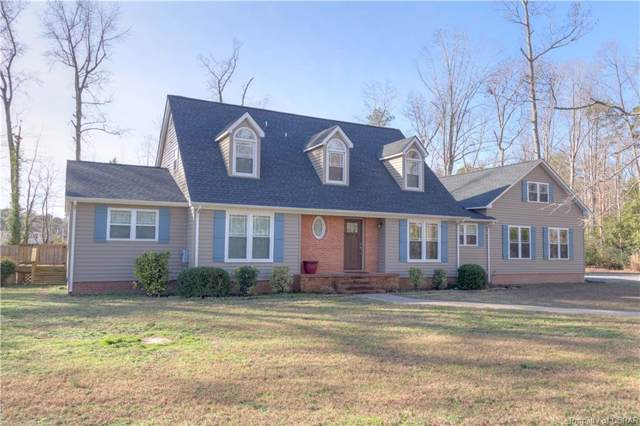 298 Chesapeake Drive, Irvington, VA 22480 (MLS #2001807) :: EXIT First Realty
