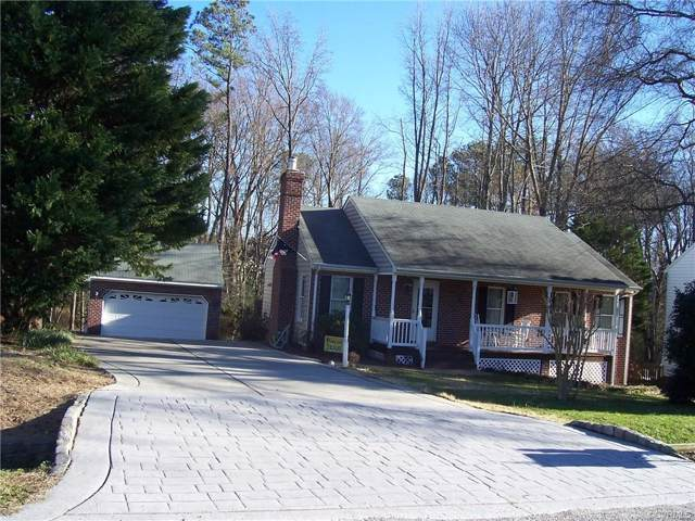 9050 Fayemont Drive, Mechanicsville, VA 23116 (#2001808) :: Abbitt Realty Co.