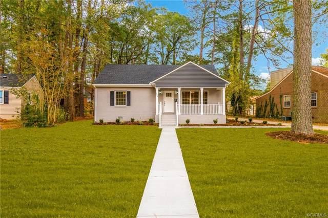 706 Hampton Road, Petersburg, VA 23805 (MLS #2001822) :: EXIT First Realty