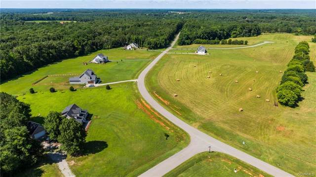690 Appomattox Trace Road, Powhatan, VA 23139 (MLS #2001823) :: The Redux Group