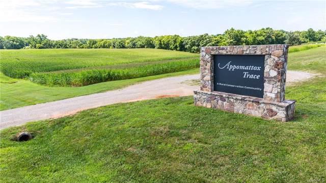 711 Appomattox Trace Road, Powhatan, VA 23139 (MLS #2001860) :: The RVA Group Realty