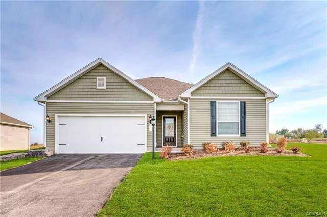 17321 Mary Adams Avenue, Bowling Green, VA 22427 (MLS #2001964) :: Small & Associates