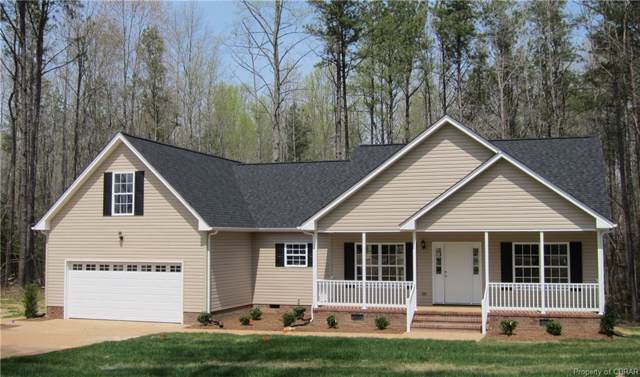 Lot 75 Thomas Jefferson Way, Gloucester, VA 23061 (#2002110) :: Abbitt Realty Co.