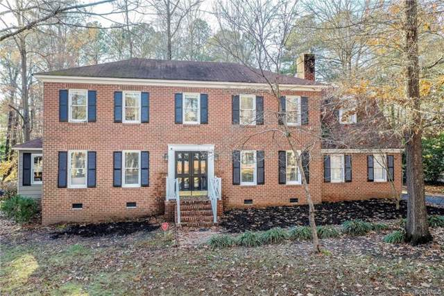 4320 Collingswood Drive, Chesterfield, VA 23832 (MLS #2002151) :: The Redux Group