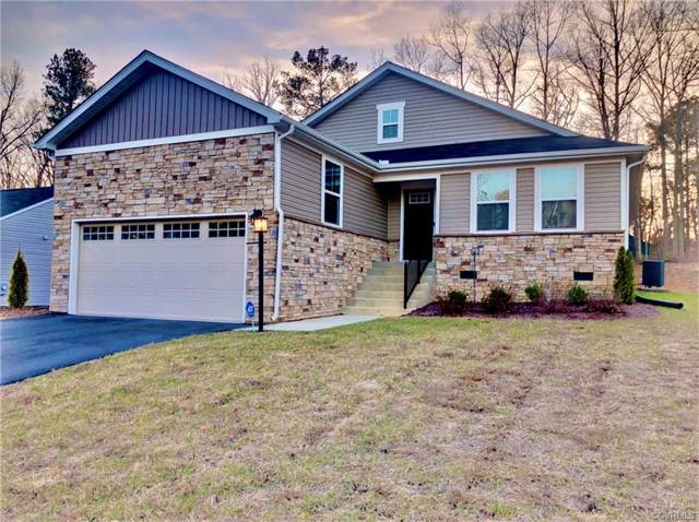 912 Vickilee Road, Chesterfield, VA 23236 (MLS #2002196) :: The Redux Group