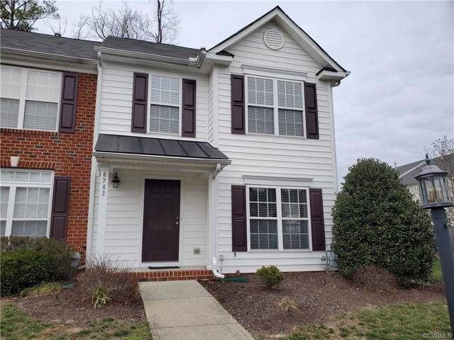 6742 S Grand Brook Circle #6742, Richmond, VA 23225 (MLS #2002342) :: Small & Associates