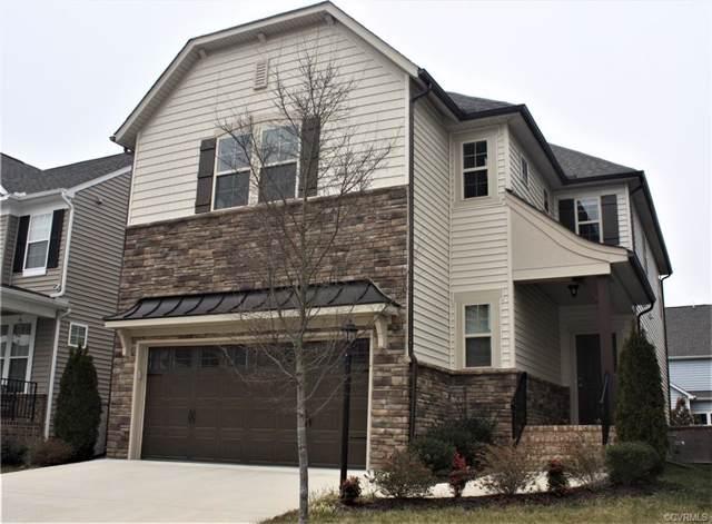 9449 Seayfield Lane, Mechanicsville, VA 23116 (MLS #2002465) :: Small & Associates