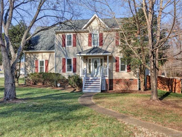 2800 Providence Creek Road, North Chesterfield, VA 23236 (MLS #2002486) :: The RVA Group Realty