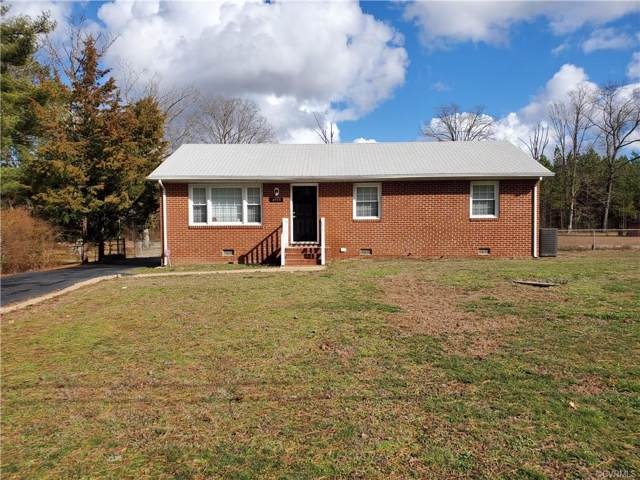 8111 Courthouse Road, Chesterfield, VA 23832 (MLS #2002495) :: The Redux Group