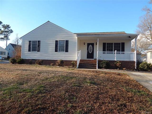 1853 New Lincoln Circle, Hopewell, VA 23860 (MLS #2002508) :: The Redux Group