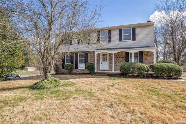 1101 Arch Hill Drive, North Chesterfield, VA 23236 (MLS #2002536) :: The RVA Group Realty