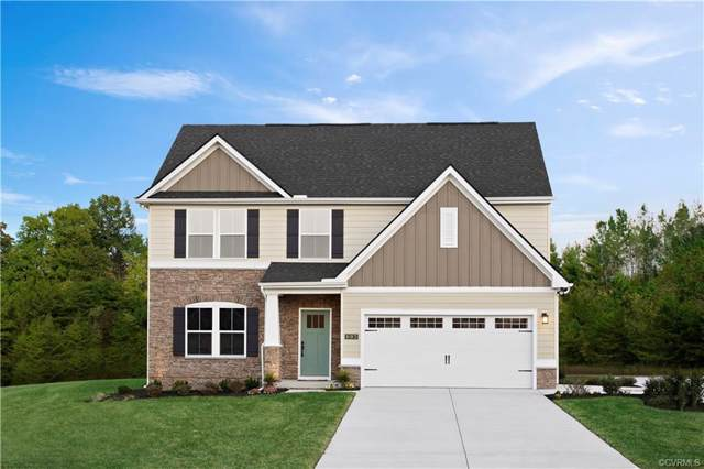 9421 Pleasant Level Road, Mechanicsville, VA 23116 (MLS #2002552) :: The Redux Group