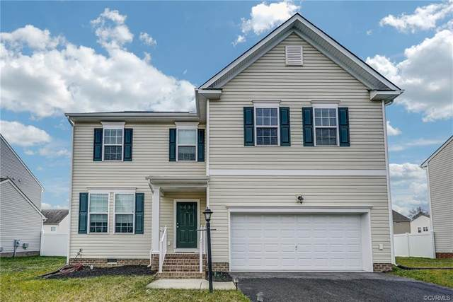 2401 New Harvest Road, Henrico, VA 23231 (MLS #2002586) :: Small & Associates