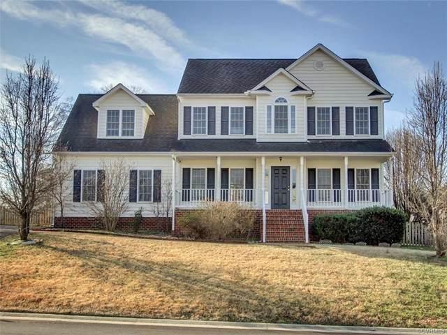 9113 Pond Mill Court, Glen Allen, VA 23060 (MLS #2002688) :: The Redux Group