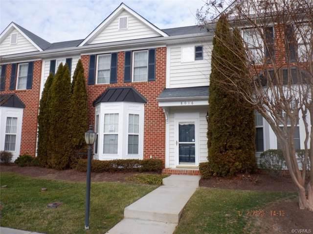 8016 Creekside Village Drive, Mechanicsville, VA 23111 (MLS #2002763) :: The Redux Group