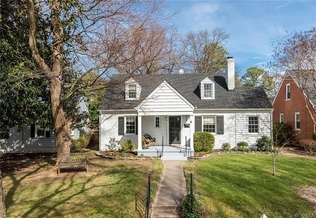 4620 Kensington Avenue, Richmond, VA 23226 (#2002768) :: Abbitt Realty Co.