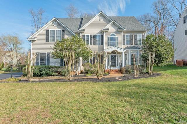 1313 Goswick Ridge Road, Chesterfield, VA 23114 (MLS #2002824) :: EXIT First Realty