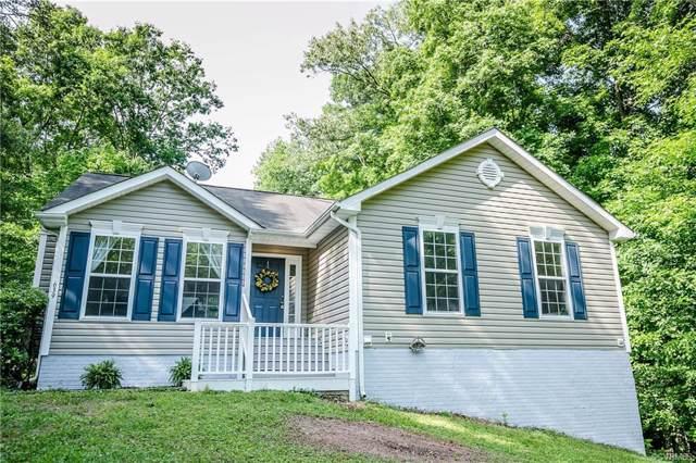 639 Clover Hill Drive, Ruther Glen, VA 22546 (MLS #2002914) :: Small & Associates