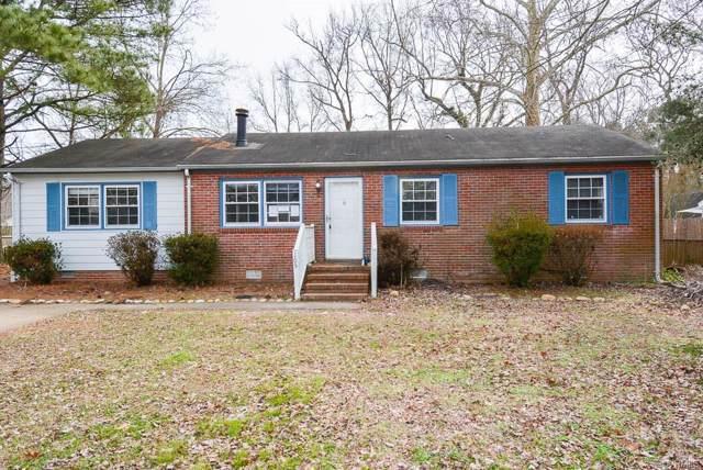 105 Copeland Lane, Yorktown, VA 23692 (MLS #2003049) :: EXIT First Realty