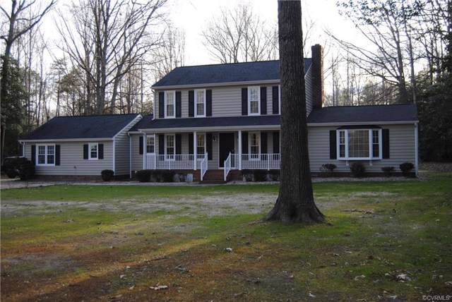 26424 Sunshine Road, Ruther Glen, VA 22546 (MLS #2003076) :: Small & Associates