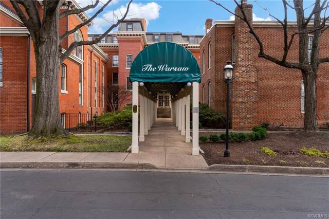 1401 Floyd Avenue #1445, Richmond, VA 23220 (MLS #2003111) :: Small & Associates