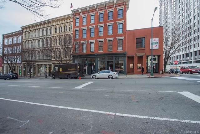 1205 E Main Street U3w, Richmond, VA 23219 (MLS #2003281) :: Small & Associates
