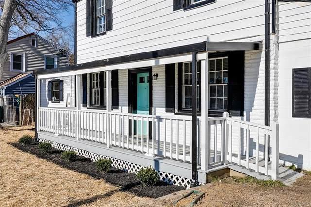 119 Whiteside Road, Sandston, VA 23150 (MLS #2003335) :: Small & Associates