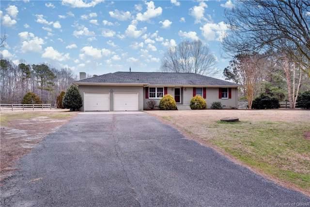 4 Croaker Circle, Williamsburg, VA 23188 (MLS #2003347) :: Small & Associates