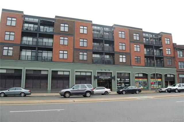 1333 W Broad Street U307, Richmond, VA 23220 (#2003356) :: Abbitt Realty Co.