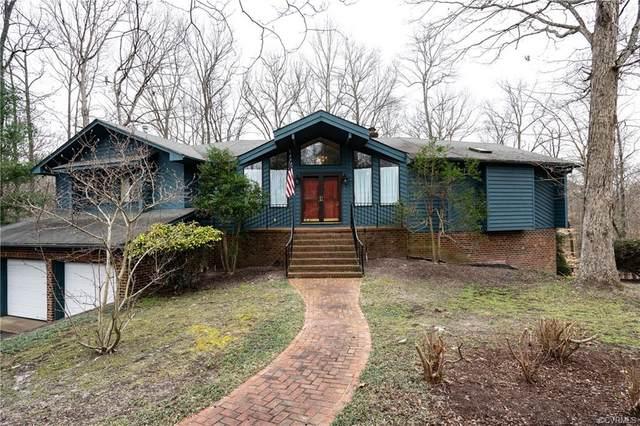 14421 Fox Knoll Drive, South Chesterfield, VA 23834 (MLS #2003368) :: Small & Associates