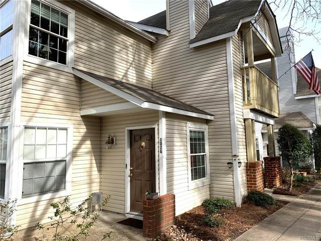 102 Stratford Drive G, Williamsburg, VA 23185 (MLS #2003406) :: Small & Associates