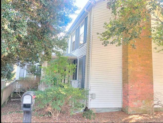 321 Grafton Drive, Yorktown, VA 23692 (MLS #2003471) :: EXIT First Realty