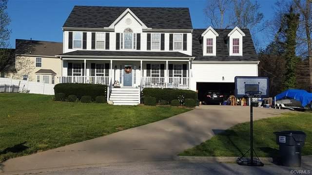 15133 Alderwood Terrace, Chester, VA 23831 (MLS #2003492) :: Small & Associates