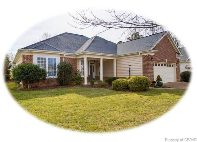 4720 Winterberry Court, Williamsburg, VA 23188 (MLS #2003496) :: Small & Associates