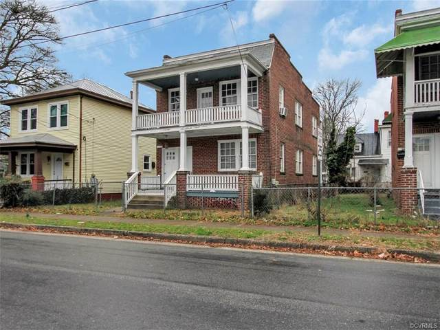 3126 Woodcliff Avenue, Richmond, VA 23222 (MLS #2003525) :: EXIT First Realty