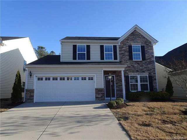 10837 White Dogwood Drive, Providence Forge, VA 23140 (MLS #2003527) :: EXIT First Realty
